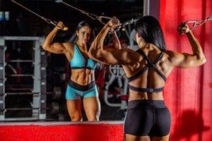 Massa Kerja Otot Pada Wanita