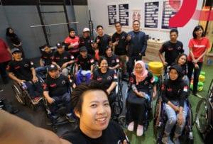 Peran ReFIT Mengolahragakan Para Penyandang Disabilitas!