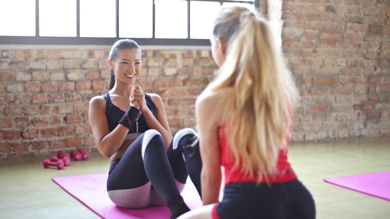 manfaat senam aerobik bagi kesuburan wanita