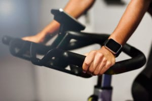 smartwatch untuk gym