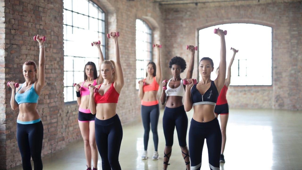 menambah berat badan dengan gym
