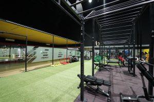 tempat gym daerah jakarta barat