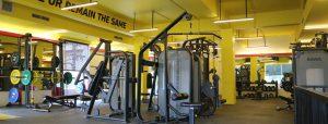 Gym terdekat
