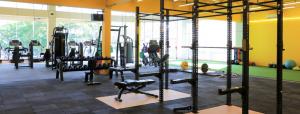 Tempat gym fitnes semarang
