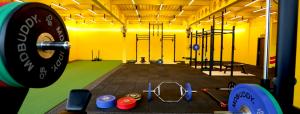Tempat gym di gresik